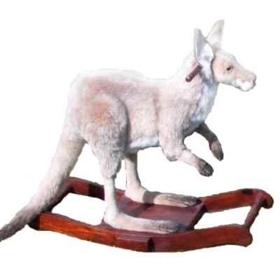 bascule peluche kangourou anima 4268 dans animaux de la. Black Bedroom Furniture Sets. Home Design Ideas