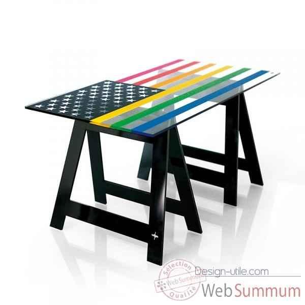 achat de treteaux sur design utile. Black Bedroom Furniture Sets. Home Design Ideas