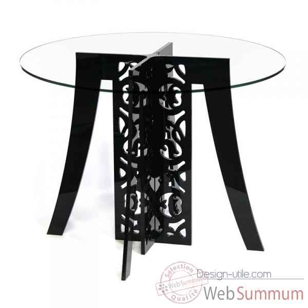 Table dentelle grand soir acrila -tdgs