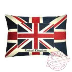 Grand coussin united kingdom 45x70 arteinmotion COM-CUS0128