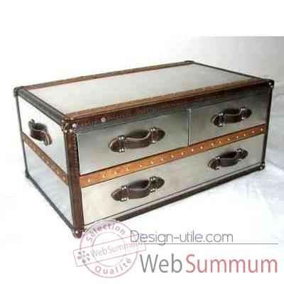 tables basses malles dans meuble design arteinmotion sur design utile. Black Bedroom Furniture Sets. Home Design Ideas