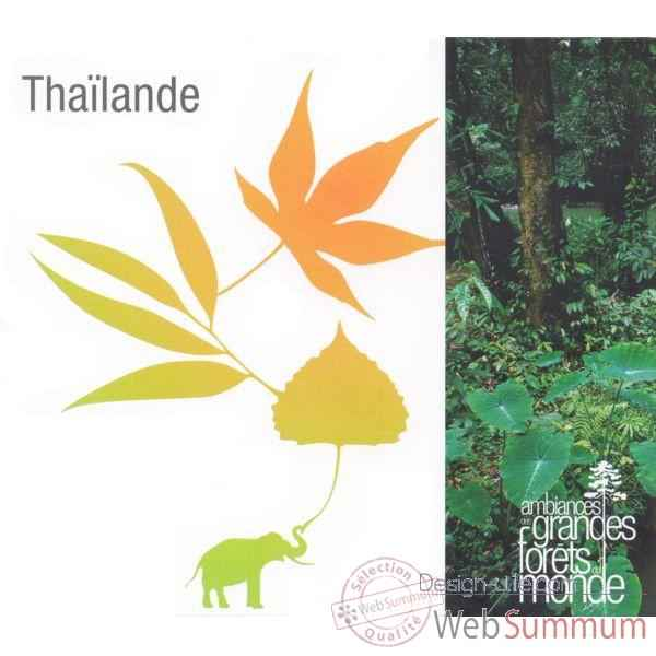 CD Sons Nature Vox Terrae Thailande -vt0185