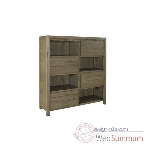 Buffet haut 4 portes collection ascun Delorm Design