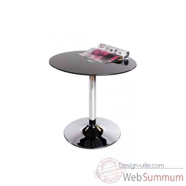 Table basse strass Delorm Design