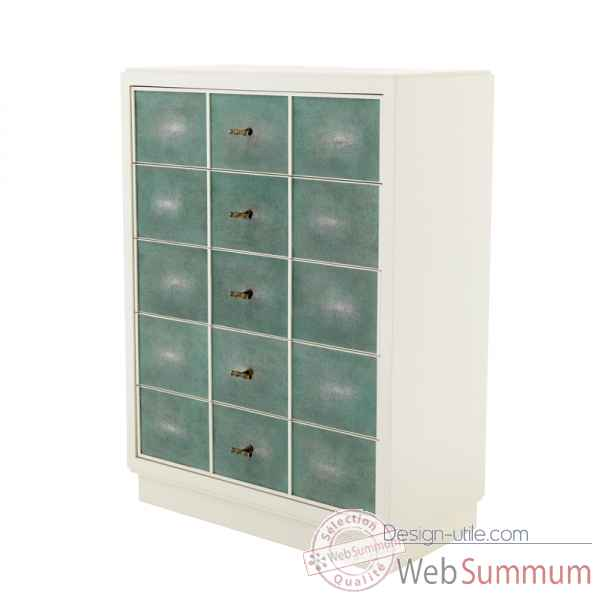 Commode brunel 5 drawer Eichholtz -09586