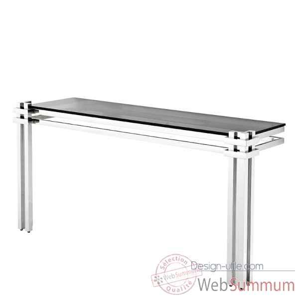 Eichholtz table basse hemmingway ch ne rustique tbl05012 for Meuble bureau waterloo