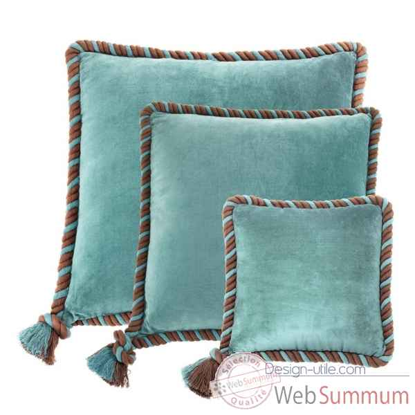 Coussin christallo set de 3 eichholtz -110243