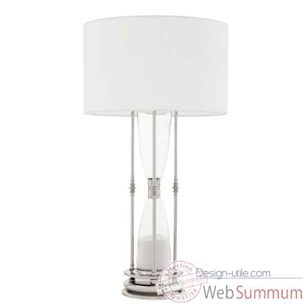 Lampe de table hour glass Eichholtz -09288