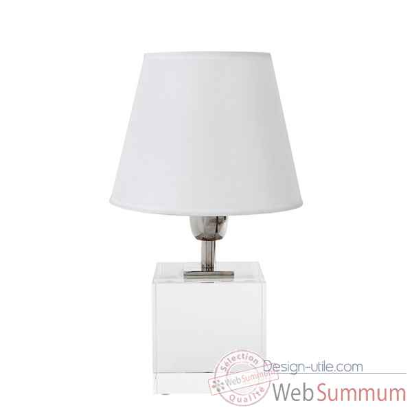 Lampe de table the square Eichholtz -LIG07337