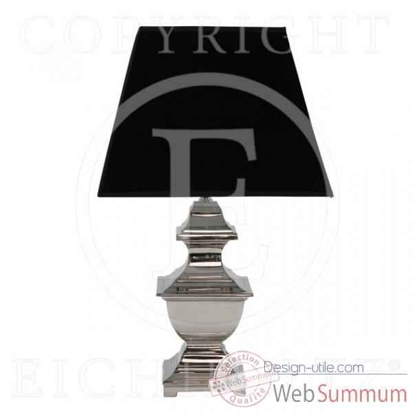 Eichholtz lampe maryland nickel -lig05191