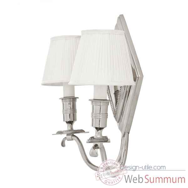 Lampe murale diamond double Eichholtz -07913