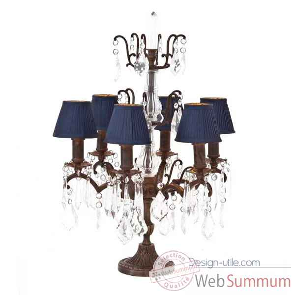 Lampe table girandole Eichholtz -08846