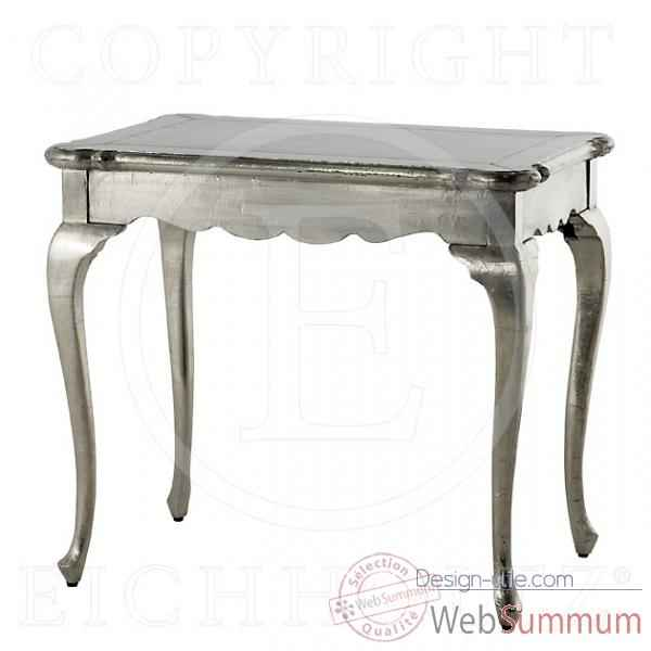 Eichholtz table console julius argent -tbl05603