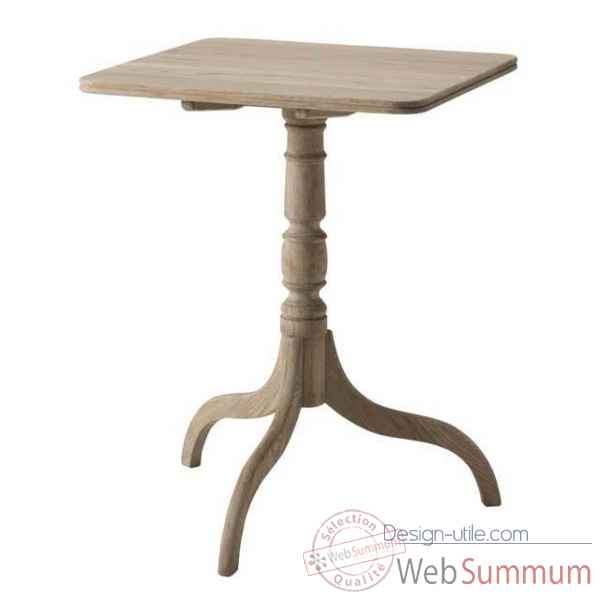 Eichholtz table idaho chene rustique -tbl06444