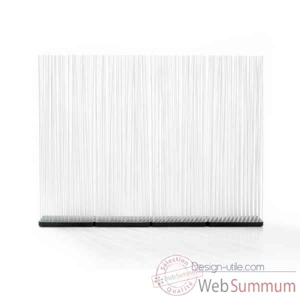 Decoration lumineuse sticks, tiges fibre de verre, 30x30, blanc Extremis -SS33-W120