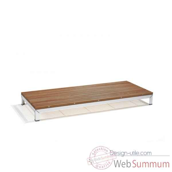Table basse plus extempore 180, fscpur Extremis -ET180-23 FSC
