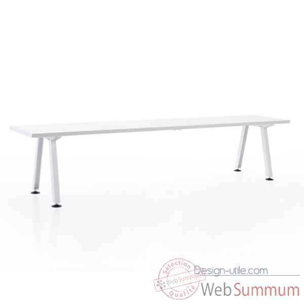 Table marina largeur 265cm Extremis -MTA6W0265