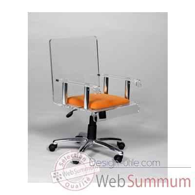 sièges invisibles marais dans meuble design marais sur design utile - Chaise De Bureau Transparente