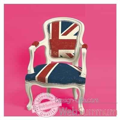 fauteuil louis xv dos rond anglais louis 21_015 de louis 21 de ... - Meuble Design Anglais