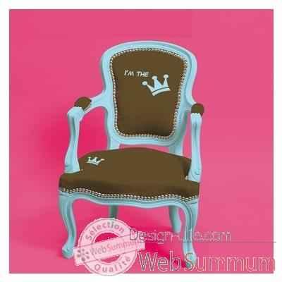 fauteuil louis xv dos rond le king louis 21 012 de louis 21 de meuble enfant design. Black Bedroom Furniture Sets. Home Design Ideas