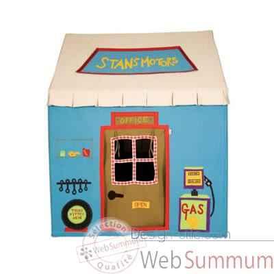 tente militaire enfant wigbl de win green dans maison en. Black Bedroom Furniture Sets. Home Design Ideas