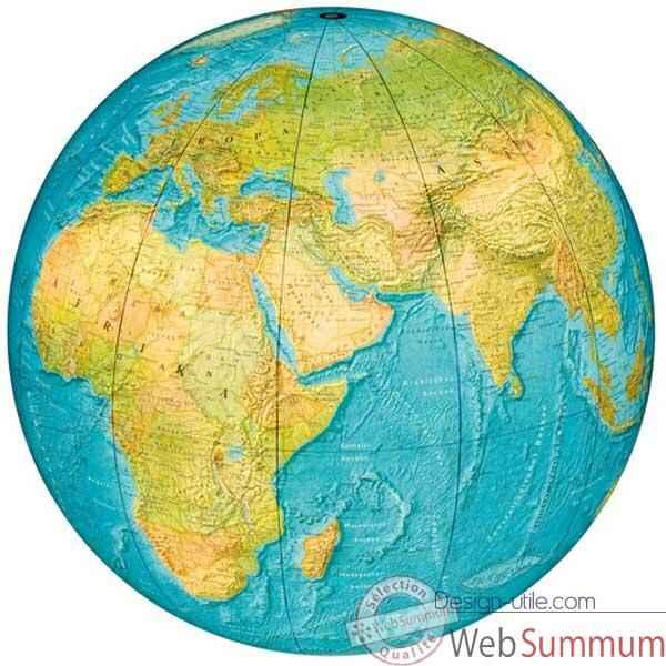 globe terrestre cartoth que egg pr sente ses globes sur design utile. Black Bedroom Furniture Sets. Home Design Ideas