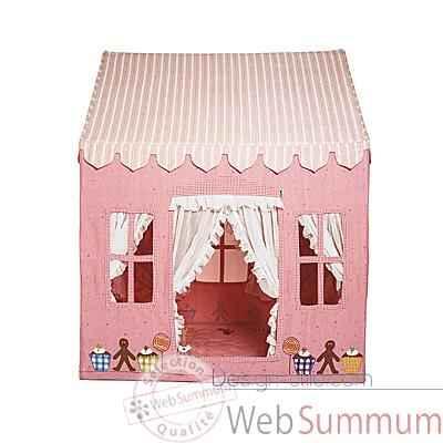 maison en tissu dans meuble enfant design sur design utile. Black Bedroom Furniture Sets. Home Design Ideas