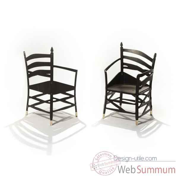fauteuil classique ibride de ibride dans mobilier de compagnie sur design utile a. Black Bedroom Furniture Sets. Home Design Ideas