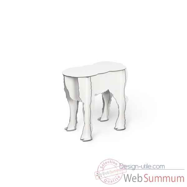Tabouret agneau scotty Ibride