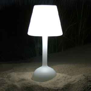 Lampe solaire Daylight Blanc
