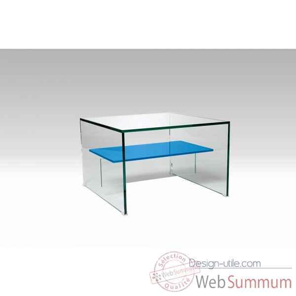 Console marais en verre tremp dans meuble console design marais sur design utile - Bout de verre dans le pied ...