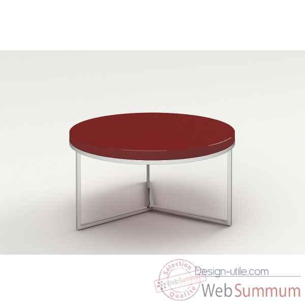 gu ridon en verre color marais international colk de. Black Bedroom Furniture Sets. Home Design Ideas