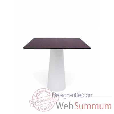 Container table, 90x90, 90 round Moooi -moooi123