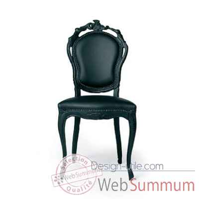 Smoke dining chair Moooi -moooi116