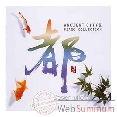 CD musique asiatique, Ancient City II  - PMR036