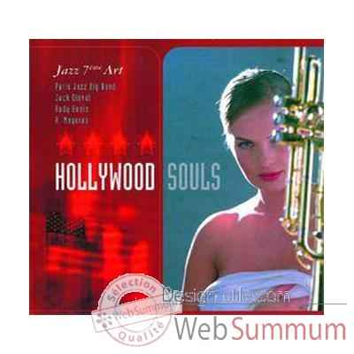 CD musique Terrahumana Hollywood Souls Jazz 7 eme Art -1159