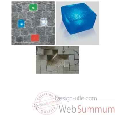 Paves lumineux relief LED Elumin - KSNS2TH200