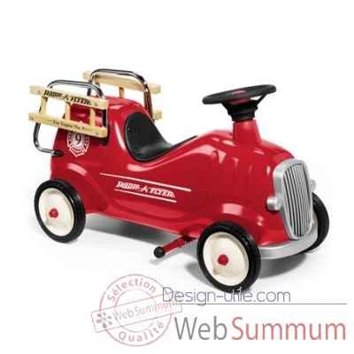 Porteur Pompier -891FE de Baghera dans Les Porteurs sur Design utile bc49cd515a9