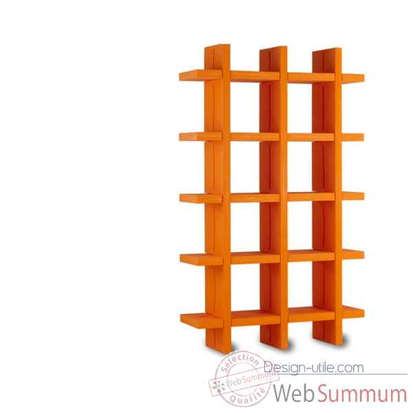 Bibliotheque etagere design my book medium SD BOK200
