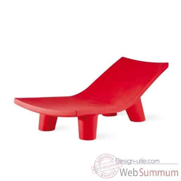 Low lita lounge laque Slide -SL LLL060