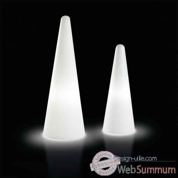 Objet de decoration design lumineux design cono in LP CON113