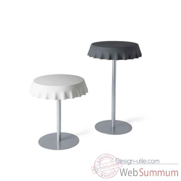 Table ronde haute - mange debout design fizzz high table SD FIZ110