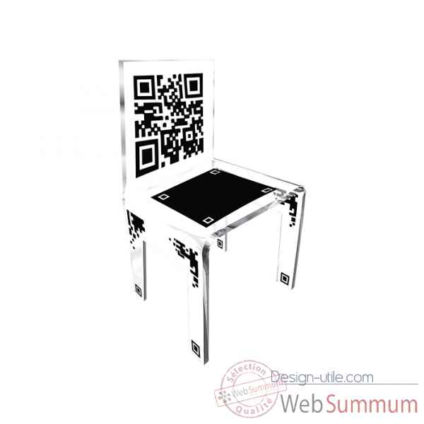 Chaise qrcode Sofoz -QRCODE-CH
