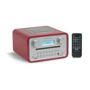 poste radio lecteur cd dab fm sorties casque et mp3 rouge tangent radio cinque r photos. Black Bedroom Furniture Sets. Home Design Ideas