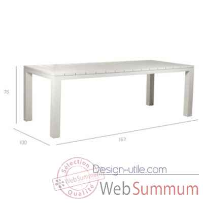Kos off-white table Tribu -Tribu41