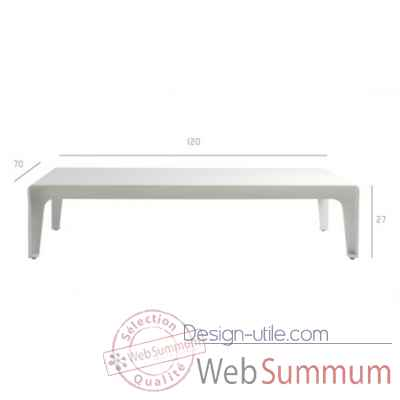 Mirthe sofa table de salon Tribu -Tribu56