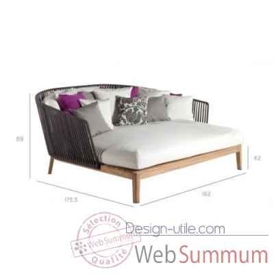Mood daybed Tribu -Tribu60
