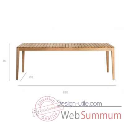 Mood table Tribu -Tribu66