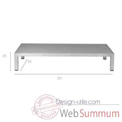 Natal sofa table de salon Tribu -Tribu98