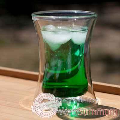 verre thermos silodesign diabolo 18 cl dans verres sur design utile. Black Bedroom Furniture Sets. Home Design Ideas